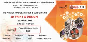 VIMF Creatz3D 2018