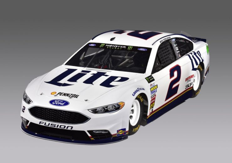 in 3D - TEam-penske-car-740x521
