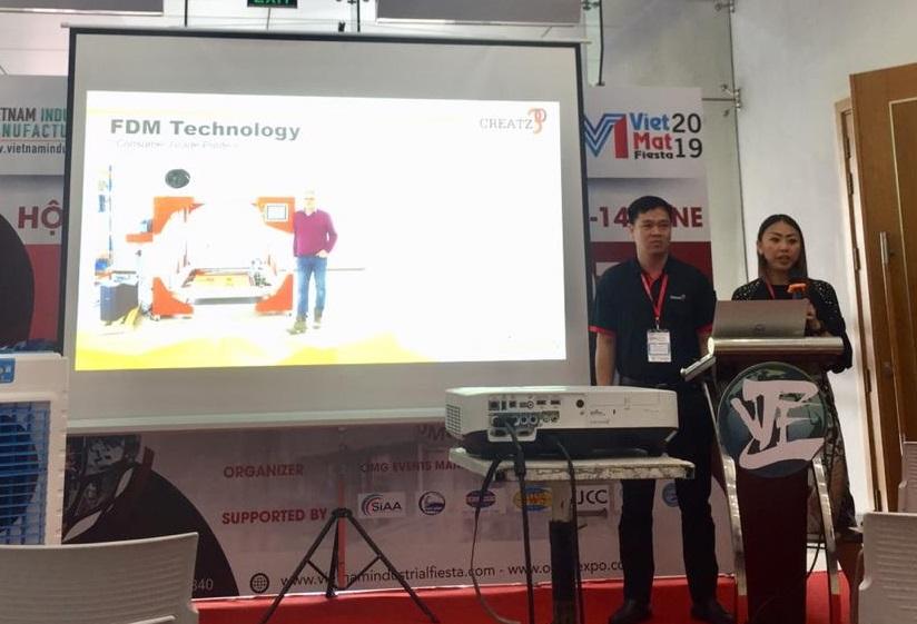 Creatz3D chia sẻ thông tin và kiến thức về ứng dụng của in 3D